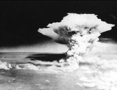 日本广岛核爆经典照片并非蘑菇云 真相意外