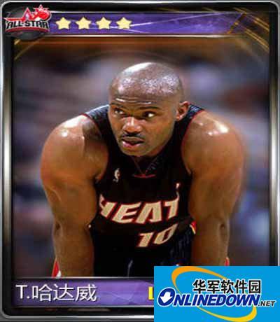 NBA梦之队哈达威属性分析最佳控卫