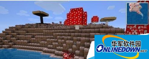我的世界怎么去蘑菇岛方法分享