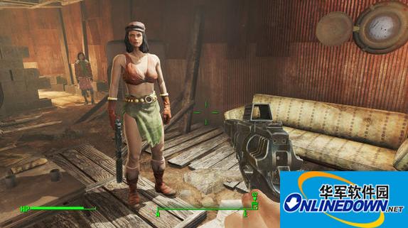 辐射4怎么换衣服?辐射4能不能给NPC换衣服?