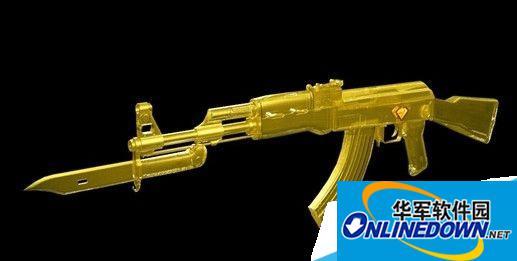 穿越火线大百科:AK47-黄钻
