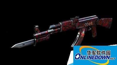 穿越火线大百科:AK47-QQ会员