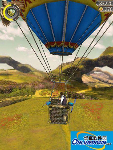神庙逃亡魔境仙踪无限刷分技巧 利用热气球卡场景BUG