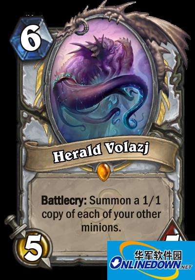 炉石传说传令官沃拉兹怎么样 传令官沃拉兹怎么获得