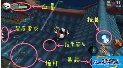 功夫熊猫新手攻略:你需了解的战斗技巧