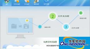 私房文件夹加密软件使用教程