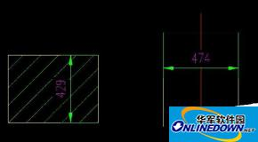 autocad填充文件的剖面线绘制方法