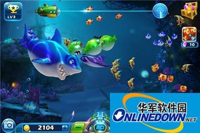捕鱼达人3这款游戏中有多少种鱼类?