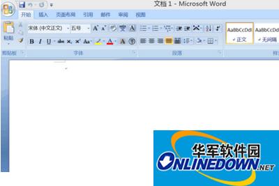 office word 2007文档加密的图文步骤