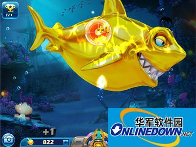 捕鱼达人3黄金鲨鱼模式玩法与刷钱技巧