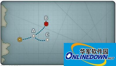 战舰少女1-1:母港附近海域通关攻略