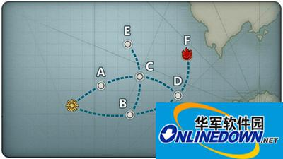 战舰少女1-3:仁州附近海域通关攻略