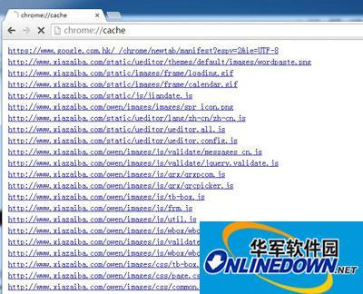 chrome谷歌浏览器中的缓存视频文件如何找