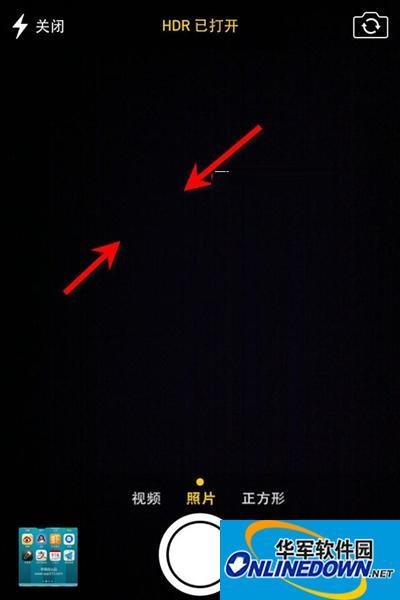 iOS7调焦技巧