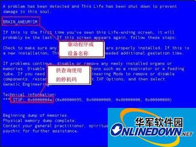 电脑高手教你解决电脑蓝屏故障的秘籍