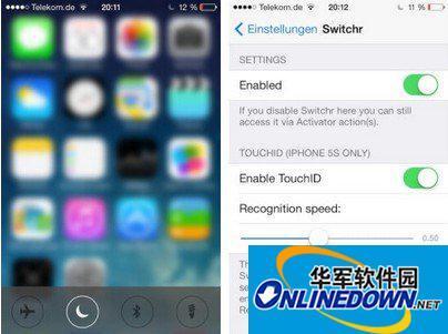 iOS系统Switchr插件使用教程