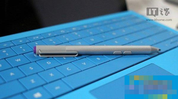 Surface Pro 3固件更新:触控笔再强化