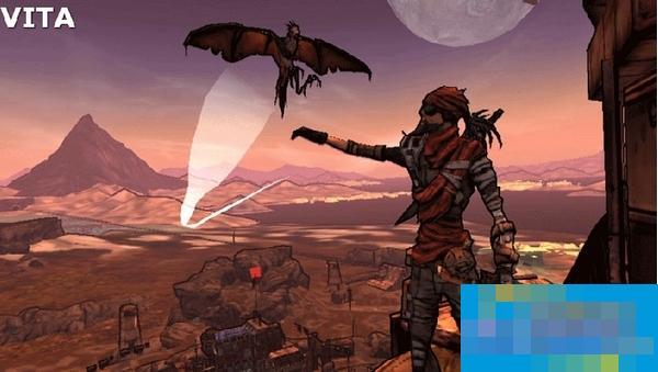 PSV版《无主之地2》试玩首曝 素质堪忧
