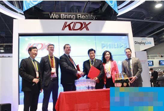 康得新飞利浦战略结盟 共享祼眼3D专利池获中国区独占许可权