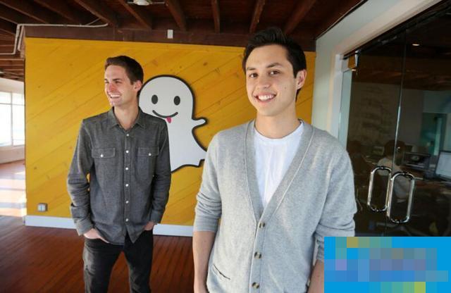 Snapchat母公司上市 看谁是背后大赢家
