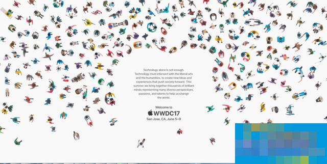 苹果公布WWDC2017时间 iOS 11要来了!