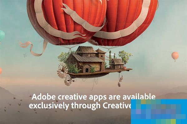 全面转入线上 Adobe CS6寿终正寝