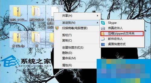 详解Win8/Win8.1压缩文件夹的功能
