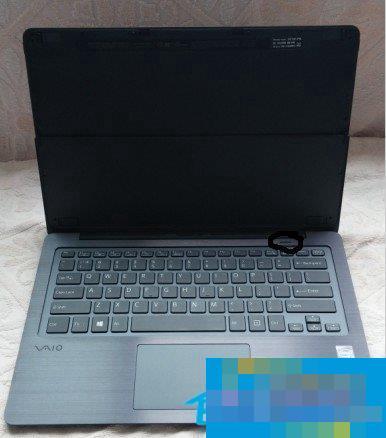 Sony笔记本用U盘装系统的图文教程