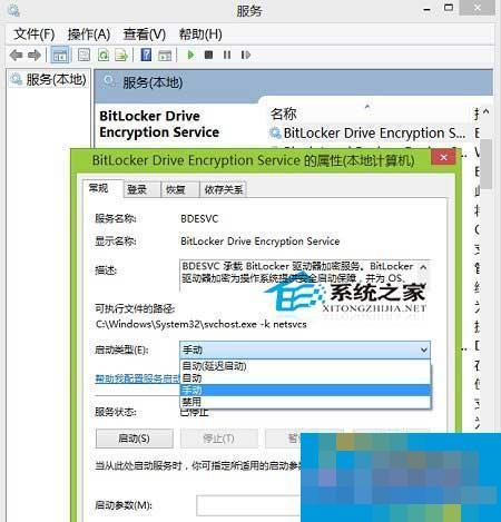 Win8.1控制面板没有BitLocker的解决方法