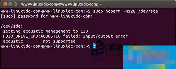 Ubuntu硬盘读写时发出响声怎么办?