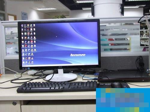 笔记本怎么外接显示器?XP笔记本外接显示器的方法