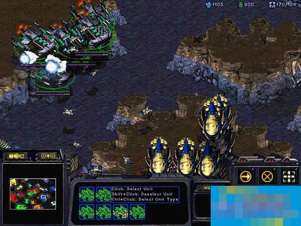Win10运行《星际》时画面显示不完整的处理办法