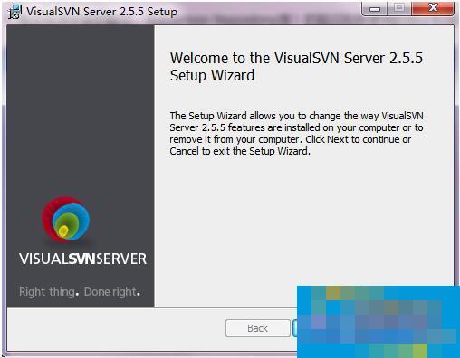 Win7系统如何使用VisualSVN Server搭建SVN服务器?