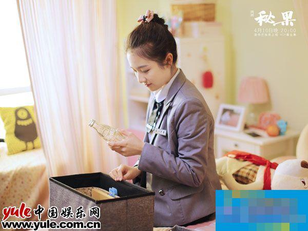 唐人小花李兰迪获饶雪漫钦点 网剧《秘果》即将播出
