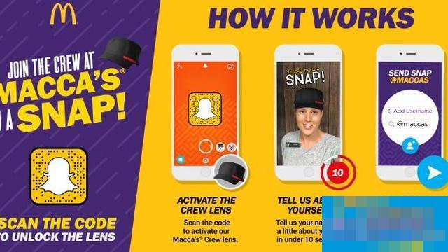 Snapchat现在成了雇主招聘年轻人的平台