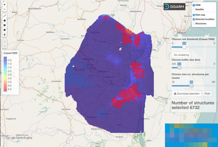 Google地图是如何用于消灭疟疾的?