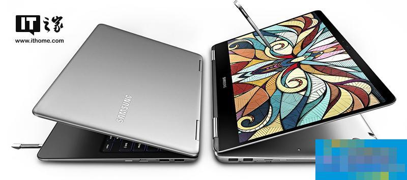 三星新款Win10笔记本Notebook 9 Pro开售:7515元起,配S Pen