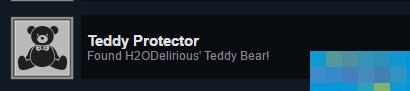 十三号星期五TeddyProtector成就怎么达成 泰迪熊TeddyProtector成就达成方法一览