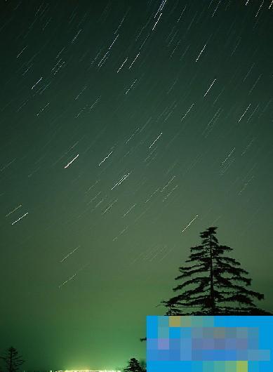 如何拍摄星空
