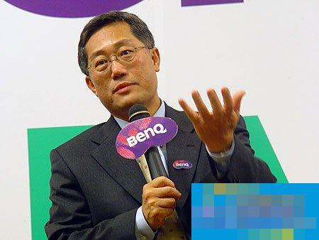 李焜耀 明基总经理