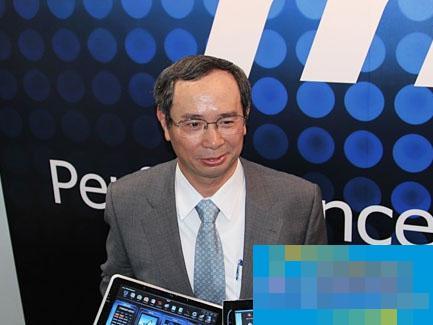 徐祥 微星CEO