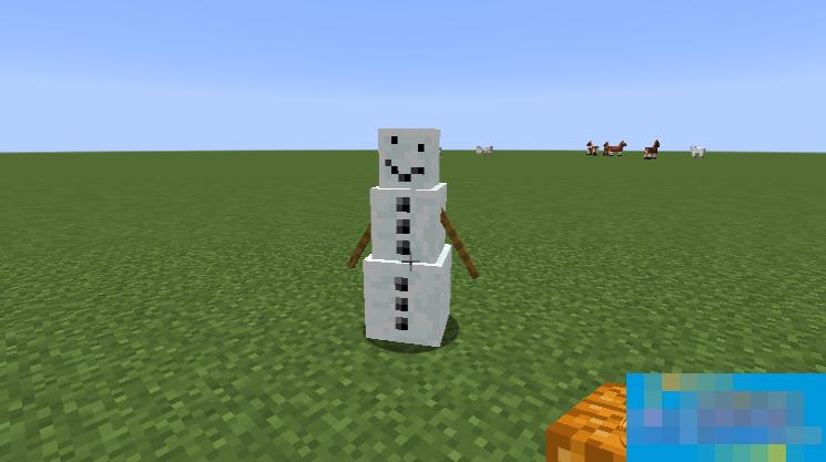 我的世界雪傀儡怎么制作 雪傀儡制作方法